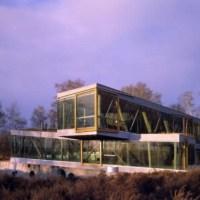 * Architecture: Posbank Pavilion by de architectegroep, rijnboutt ruijssenaars hendriks van gamerenmastenbroek bv