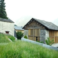 * Residential Architecture: Redevelopment of a Barn by Armando Ruinelli