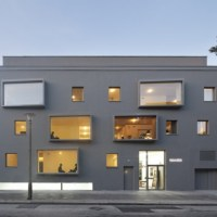 * Residential Architecture: Linienstr. 23 by  BCO Architekten