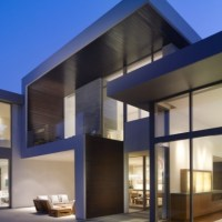 * Residential Architecture: Brentwood Residence by Belzberg Architects