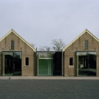 * Architecture: Museum and Exposition Centre by Atelier Kempe Thill