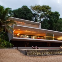 * Residential Architecture: Paraty House by Marcio Kogan