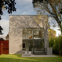 * Residential Architecture: Hampden Lane House by Robert Gurney Architect