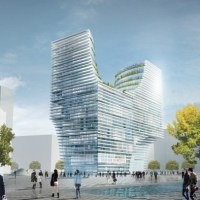 * Architecture: Hangzhou Gateway Tower by JDS Architects