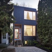 *  Residential Architecture: House 1 by Kyra Clarkson Architect