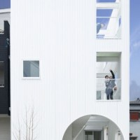 * Residential Architecture: House K by Takeshi Hamada