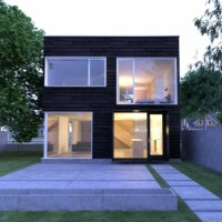 * Residential Architecture: INFILL House by John Dwyer Architect