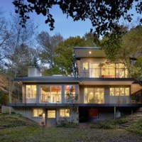 * Residential Architecture: Seidenberg House by Metcalfe Architecture & Design