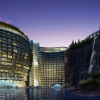 * Architecture: Shimao Wonderland Intercontinental by Atkins
