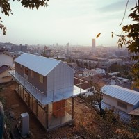 * Residential Architecture: House in Rokko by Tato Architects/Yo Shimada