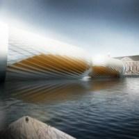 * Architecture: Turbine Bridge by DWAWU Wiercinski + Wrzeszcz