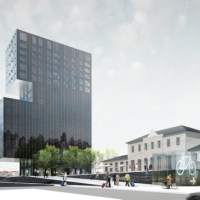 * Architecture: Dominique Perrault Wins Competition for Esplanade Tower in Fribourg