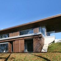 * Residential Architecture: Holiday Home at Aluksnes Lake by AB3D Ltd.
