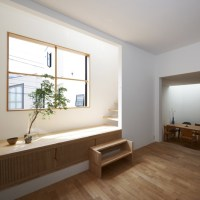 * Residential Architecture:  House in Futako-Shinchi by Tato Architects
