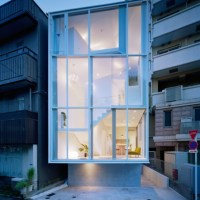 * Residential Architecture: Life in Spiral House by Hideaki Takayanagi