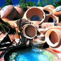 * Residential Architecture: Palais Bulles by Antti Lovag