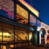 * Architecture: Shipping Container Restaurant by Softroom Architects for Wahaca Southbank Experiment