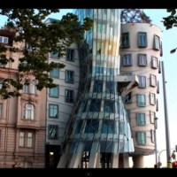 * Architecture: The Dancing House by Frank O. Gehry