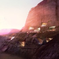* Architecture: Wadi Resort by Oppenheim Architecture + Design