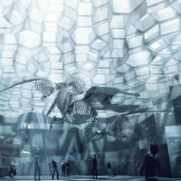 * Architecture: Natural History Museum Proposal by BIG Architects (Bjarke Ingels)