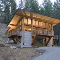 * Residential Architecture: Wintergreen Cabin by Balance Associates Architects