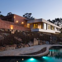 * Residential Architecture: Splitters Creek House by Nest Architects