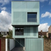 * Residential Architecture: Slip House by Carl Turner Architects
