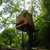 * Residential Architecture: Tree Houses by Takashi Kobayashi