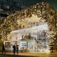* Architecture: EP7 Restaurant by Stephane Malka