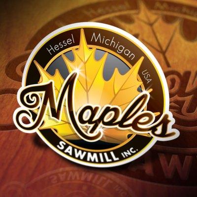 Maples Sawmill Logo