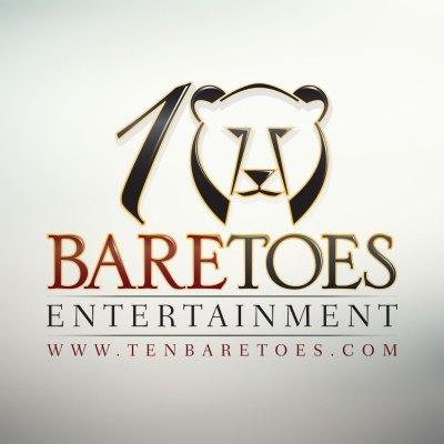 Ten Bare Toes Entertainment logo