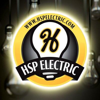 HSP Electric Logo