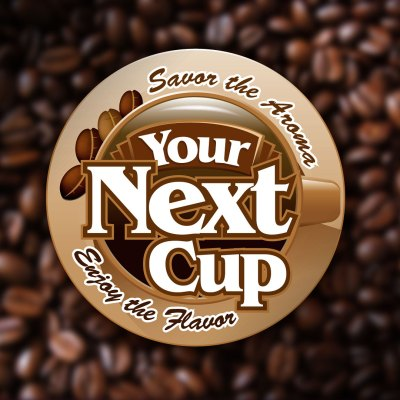 Your Next Cup Logo