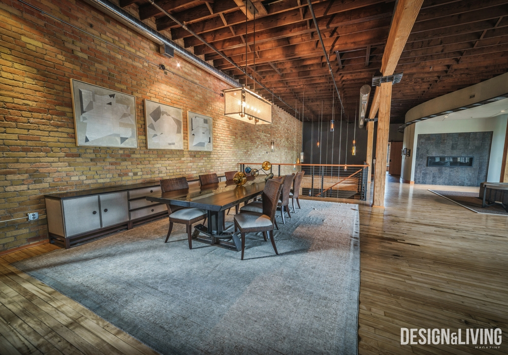 20th Century Fargo Laundry Building Transformed Into Luxury Home  Design and Living Magazine