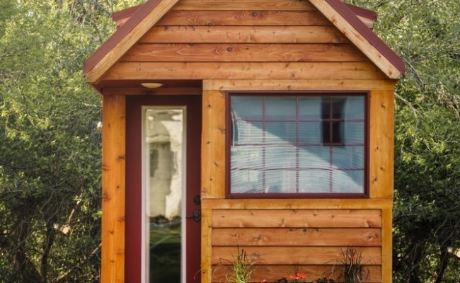 Home Tour Of A Tiny House In The Country Design And