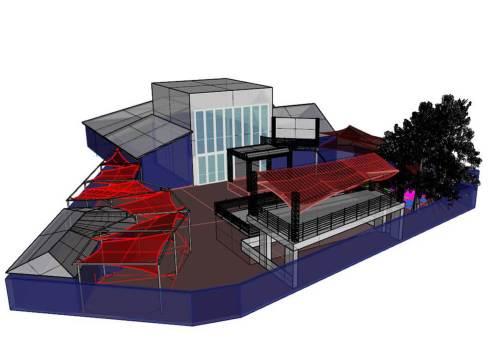 design graphique 3D infographie modélisation Saint-Nazaire
