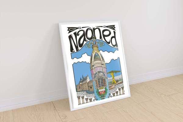 Design and more & More illustration art dessin aquarelle DUC Thomas Ducourneau Boutique affiche reproduction carte vente