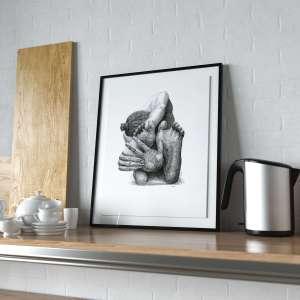 Design and more & More illustration art dessin aquarelle DUC Thomas Ducourneau Boutique contorsion