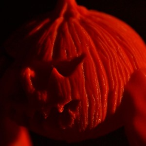 Design and more impression 3D citrouille halloween