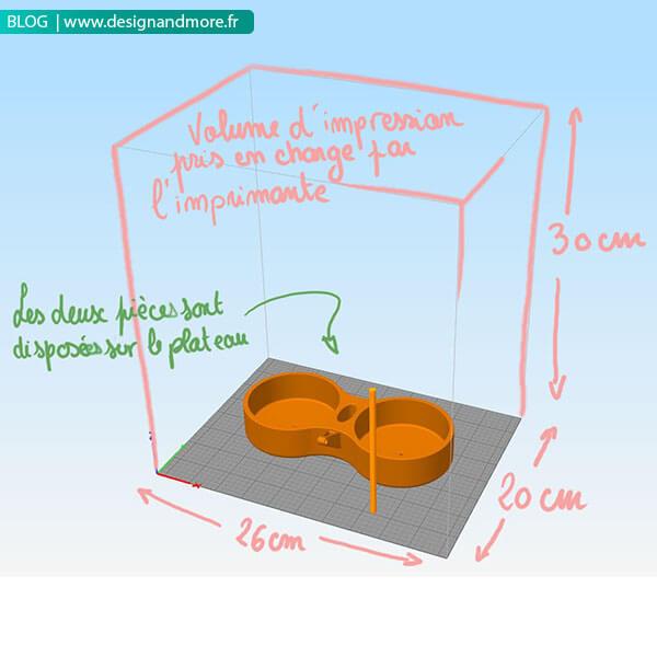 impression 3D slicer 1