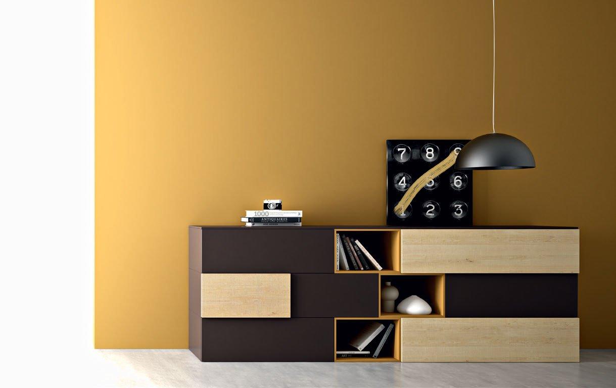 Mobili Credenza Moderna : Credenze moderne come si sono evolute mobili soggiorno