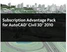 Autodesk Civil 3D Subscription Advantage Pack Digital Prototyping
