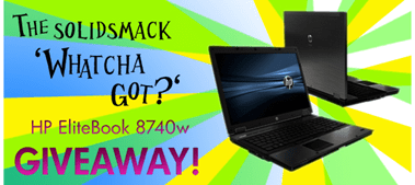 Solidsmack's HP Workstation Giveaway
