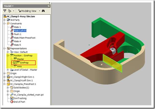 Inventor – Positional Representations