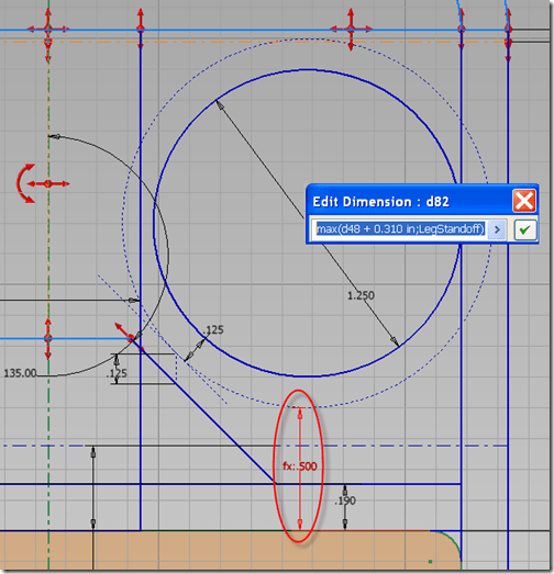 Inventor | More Parameter fun with Min and Max