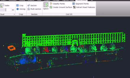 Labs | Civil 3D Point Cloud Feature Extraction Tech Preview