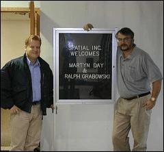 Martyn Day Wins the 2011 CAD Society Joe Greco Community Award