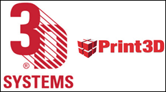 3D Systems Acquires Print 3D