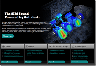 Meet the Autodesk Sim Squad