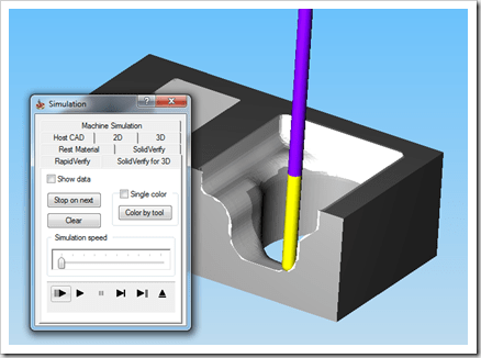 InventorCAM HSS and Simulation Evaluations